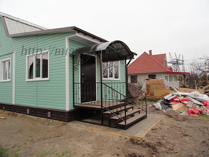 После реконструкции компании viaksan.ru