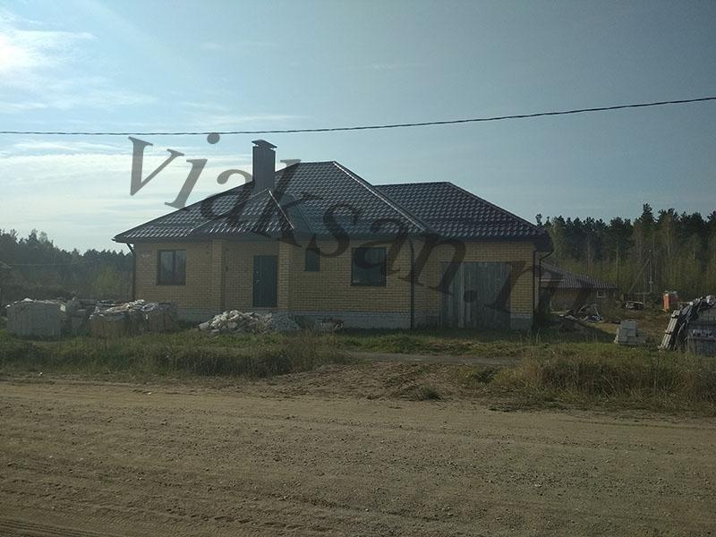 Монтаж кровли из металлочерепицы viaksan.ru